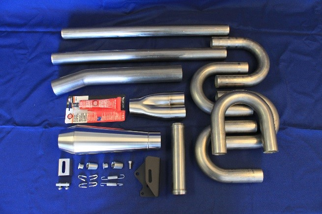 Harley davidson mufflers designbuild it yourself kit 2 1 stepped diameter header 1751875 od solutioingenieria Choice Image